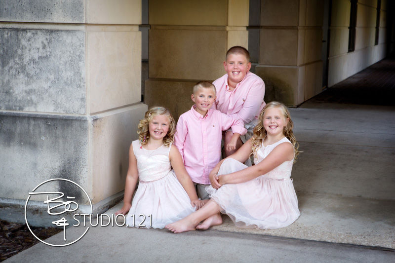 Waverly Iowa Family Portraits for Cedar Falls Waterloo